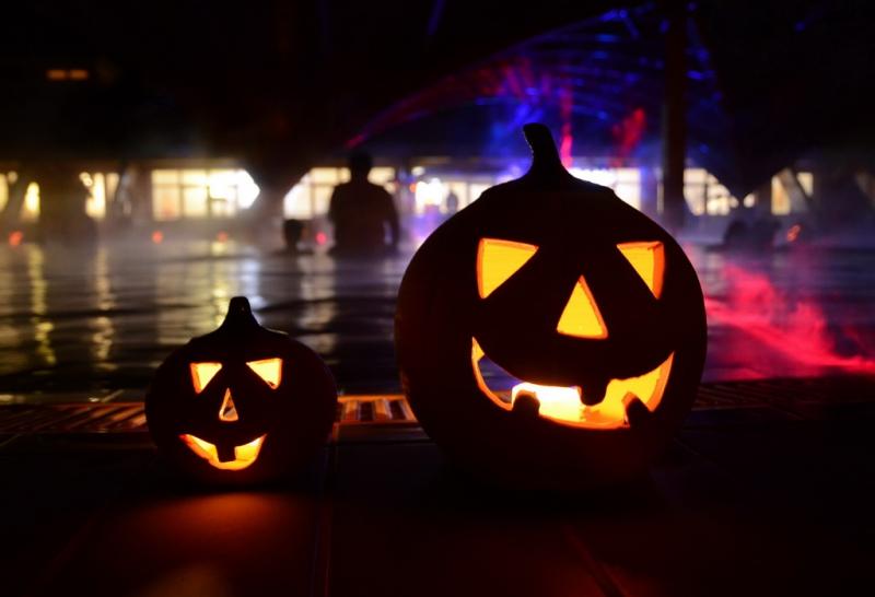 Halloween Party az Igali-Gyógyfürdőben