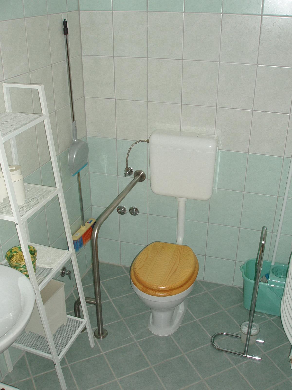 Stúdió apartman wc