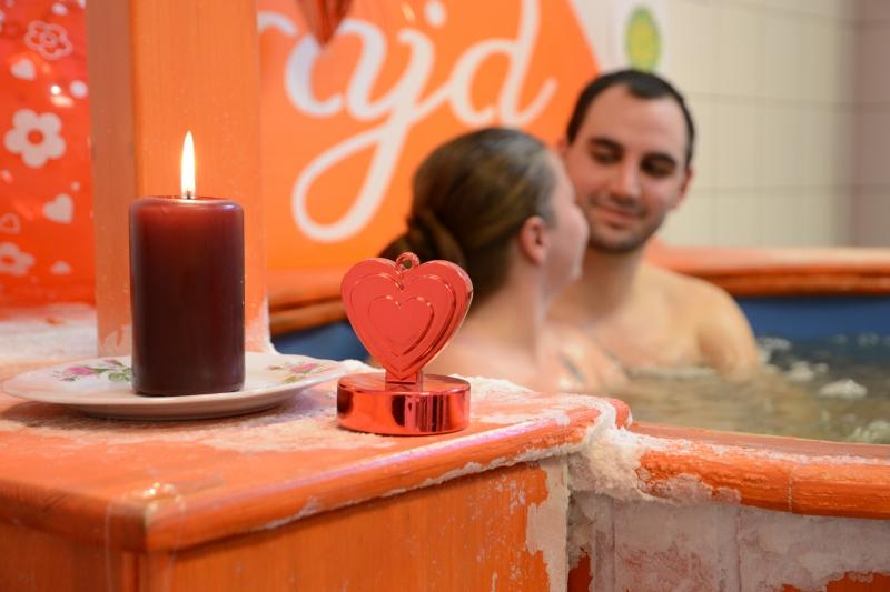 Valentin napi romantikus hétvége az Igali-Gyógyfürdőben 2018. február 17-18.