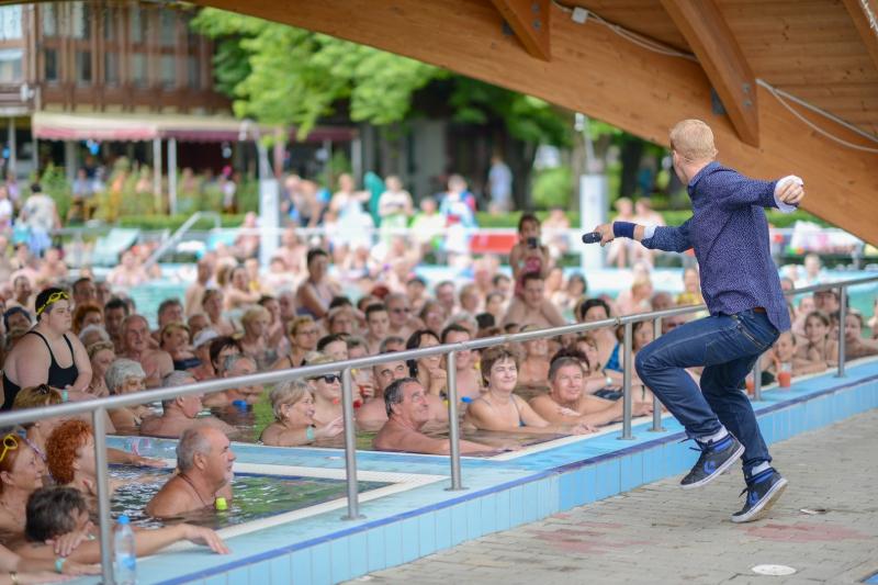 Strand Fesztivál az Igali-Gyógyfürdőben Időpont: 2019-08-17 – 2019-08-20